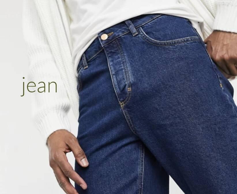 Jean hombre