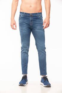 jean recto elastizado -