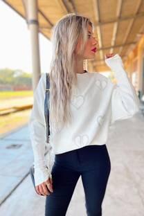 Sweater CORAZON ESPINADO -