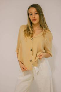 Camisa de lino -