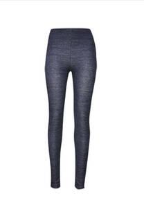 Calza simil jeans -