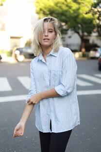 Camisa rayada ZAZI -