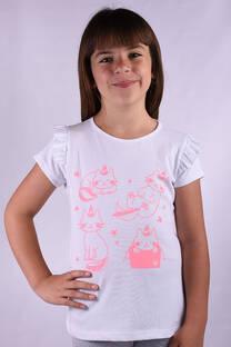 """Remera de nena Astrid """"Gatitos"""" -"""