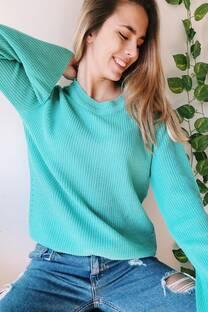 Sweater manga oxford SANTORO -