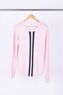 Sweater franja  -