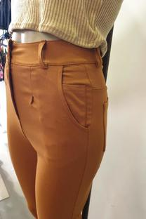 Pantalon semi babucha  -