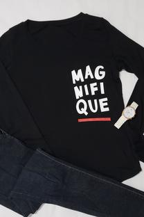 camiseta con estampa -
