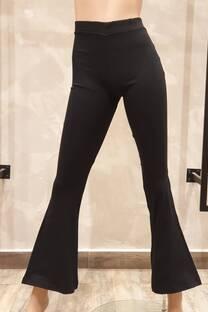Pantalon oxford de bengalina -