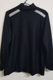 Pullover lanilla silver -