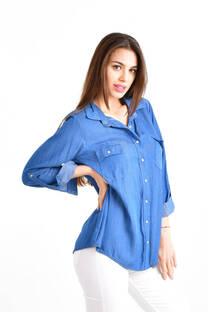 Camisa jean PRISMA -