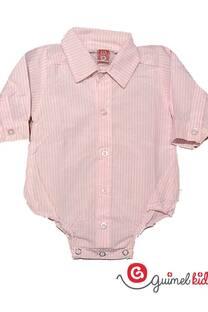 Body camisa mini beba rayado ml -
