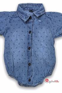 Body camisa mc jean Est. anclas -