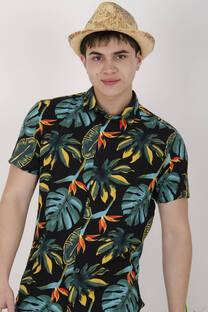 Camisa 2723 Manga Corta -