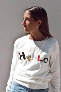 Sweater HELLO -