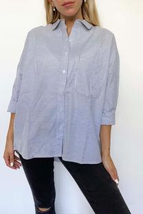 Camisa Oversized -