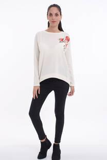 Sweater Lanilla Bord 401 -