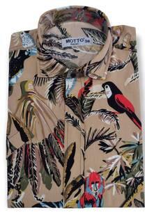 Camisa Hawaiana -