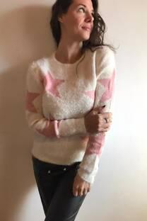 Sweters pelo importado con lurex -