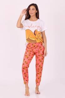Conjunto Pijama ReyLeon -