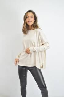 Sweater Bremer con Detalle -