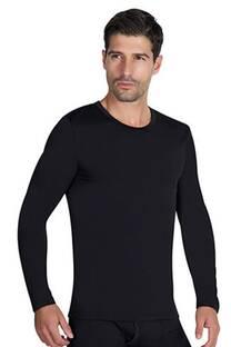 camiseta termica frizada de hombre -