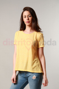 Remera Basic Nine  -