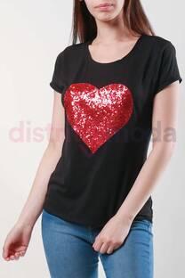 Remera Corazón  -