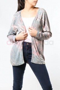 Cardigan Sublimado -