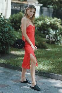 Vestido 3/4 HUNI -