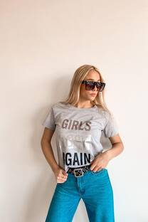 Remera GIRLS ROCK AGAIN -