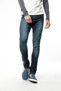 Pantalón de jean 50 al 54 - Cafe White