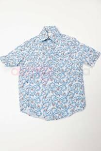 Camisa niños talle 4 al 10 -