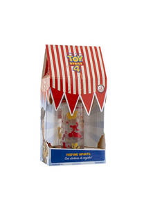 "Perfume infantil ""TOY STORY 4"" con stickers de regalo. 50ml -"