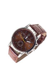 Reloj de mujer malla cuero ecológico -