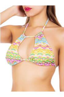 Bikini top abierto -