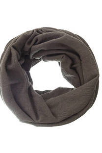 Cuello de lana liso tubular unisex.  Medidas: 95 cm x 30 cm -