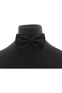 Moño para vestir de hombre con tira regulable.  Medidas: 10 cm x 6 cm -