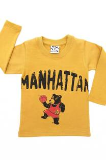 "Camiseta Bebe ""Manhattan"" -"