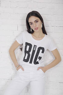 "Remera ""Big think"" -"