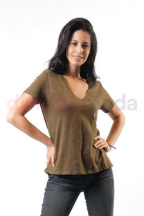 Remera Basic Four -