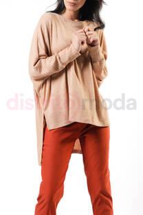 Sweater mas Largo Atras -