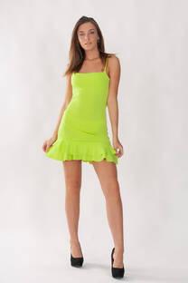 Vestido Biker -