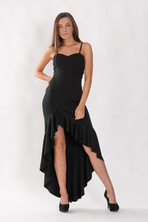 Vestido Sirena De BIKER -
