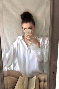 Camisa Boyfriend Bangkok -