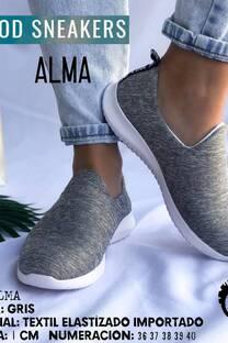 ALMA GRIS -