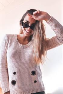 Sweater chenille BERTUNIA -