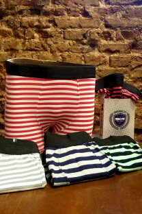BOXERS COLORS RAYADOS  -
