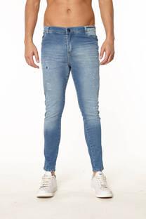 jean super skinny -