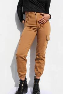 Pantalon Cargo -