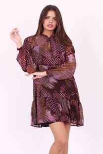 Vestido Gasa ART 22023 -